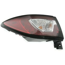 Driver Left Lh Side Tail Lamp Outer On Body Its 2013 2017 Chevrolet Traverse