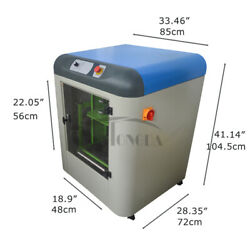 110v 750w Manual Clamping Paint Shaker Automatic Painting Shaking Machine