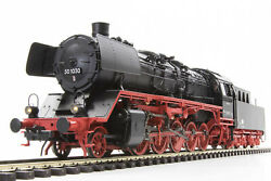 Lenz 40249-01 Scale 0 Locomotive In Steam Gruppo 50 With Piazzale And Tender