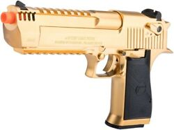 Desert Eagle Licensed L6 .50ae Full Metal Gas Blowback Airsoft Pistol By Cybergu