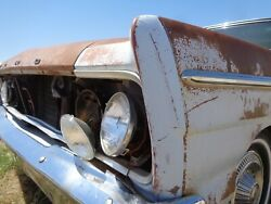 1965 Ford Fairlane 500 Sports Coupe Left Front Fender Extension