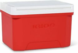 Ice Cooler 9 Qt Portable Chest Box Food Drinks Beer Work Bbq Beach Travel