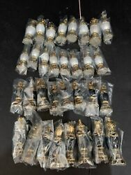 House Of Faberge Imperial Jeweled Chess Pieces Perfect In Original Wrappers
