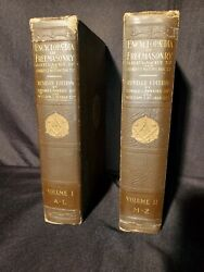 Collector's Editions Encyclopedia Of Freemasonry Volume L And Ll 2 Set Leather