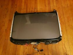 1999-2002 Mercury Cougar Sunroof Sun Roof Assembly W/track And Motor Updated