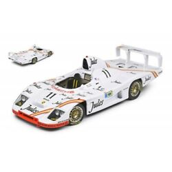 Scale Model Compatible With Porsche 936 N.11 Winner Lm 1981 Ickx-bell 118 Solid