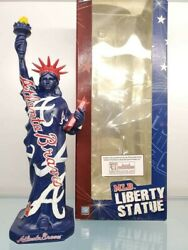 2008 Mlb All-star Atlanta Braves Statue Of Liberty Forever Collectibles Rare