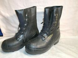 Bata Us Army Military 1983 Extreme Weather Rubber Boots Mickey Mouse Menand039s 9r