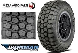 1 Ironman All Country M/t Lt235/80r17 E/10 120/117q Off-road Jeep Truck Mud Tire