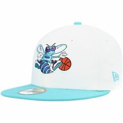 Charlotte Hornets New Era Hardwood Classics Collection 59fifty Fitted Hat -