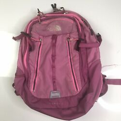 The Surge Ii Backpack Pink Color A010821 Length 13 Height 19 Width 5