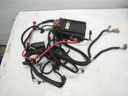2001 Polaris Genesis I 1200 Electrical Box Wire Harness Complete