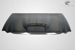 Carbon Creations Grand Srt Look Hood 1 Piece For Cherokee Jeep 05-10 Ed_115