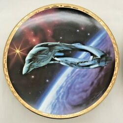 Star Trek Iii Limited Edition Plates Lot Of 9 See All Pics