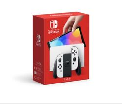 Presale Nintendo Switch Oled Model With White Joy-con Ships October