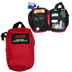 Dtlgear First Aid - Ifak / Bleeding Control Kit | Choice Of Tourniquet And Gauze