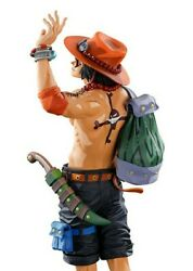 Japan One Piece Ace Figure Super Master Stars Piece 04 Fast Shipping Fedex Dhl