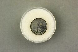 Civil War Virginia Kepi Button Low Convex Two Piece Canfield Brotand039s And Co. Bal
