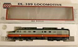 Ho Scale Life Like Proto 1000 New Haven Dl 109 Diesel Locomotive No 704