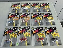 Tomy Aurora Afx Turbo Cars Lot Of 12 All Moc Good Ones Racing Series Look