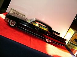1961 Tin Cadillac Car Giant Fleetwood 17 Vintage Sss Toy Japan 100 Complete