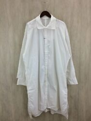 Secondhand Yohji Yamamoto Pour Homme 17aw Color Design Over Long Shirt Sleeve