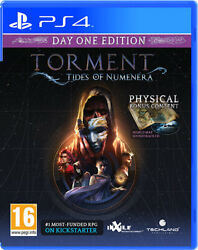 Torment - Tides Of Numenera Day One Edition Ps4 Playstation 4 Other