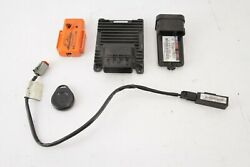 2012 Harley Street Glide Touring Security System Ecm Tssm Fob Antenna Paired Set