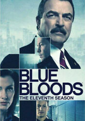 Blue Bloods The Eleventh Season [new Dvd] Boxed Set Dolby Subtitled Widesc