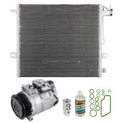 For Mercedes Ml63 Amg 2007-2011 A/c Repair Kit Oem Ac Compressor And Clutch Tcp