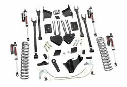 Rough Country 6.0 Suspension Lift Kit 11-14 F-250 Sd 4wd Diesel 53250