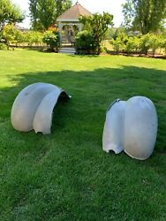 1937 1938 Dodge Plymouth Pickup Truck Front Fenders