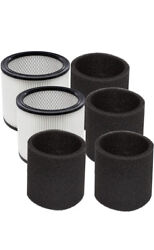 Foam Sleeve Filter For Shop-vac 90304 90350 90333 Cartridge Filter Replacement