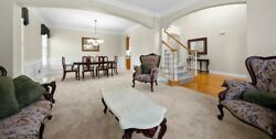 Queen Anne Style Furniture Living Room Set