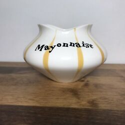 Vtg Holt Howard 1959 Mayonnaise Winking Pixie Authentic Bottom Only Replacement