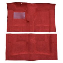For Pontiac Catalina 65-70 Carpet Essex Replacement Molded Maroon Complete