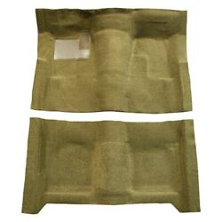 For Chevy Nova 69-73 Carpet Essex Replacement Molded Beige Complete Carpet Kit W