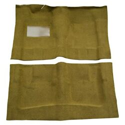 For Pontiac Catalina 65-70 Carpet Essex Replacement Molded Prairie Tan Complete