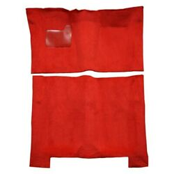 For Buick Lesabre 74-76 Carpet Essex Replacement Molded Red Complete Carpet Kit