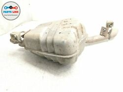 17-19 Land Rover Discovery 5 L462 3.0l Gas Right Exhaust Muffler Baffle Tailpipe