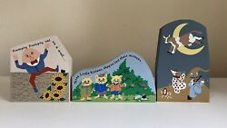 The Cats Meow Collectibles Nursery Rhymns