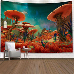 Wall Tapestry Fantasy Galaxy Space Wall Tapestry Hanging For Bedroom 51quot; x 59quot;