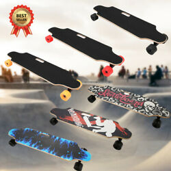 Electric Skateboard For Youth With Wireless Remote Electric Longboard Easy-learn