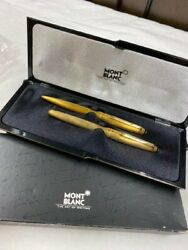 Fountain Pen And Ballpoint Pen With Box New From Japan