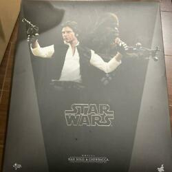 Hot Toys Sw Star Wars Han Solo And Chewbacca Collectible Figure