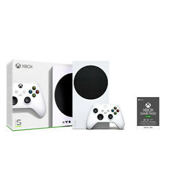 Xbox Series S 512gb Ssd Console + Xbox Game Pass Ultimate 3 Month Email