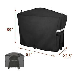 Uniflasy Waterproof 7112 Grill Cover For Weber Q2000, Q2200, Q3100, Q3200 Series