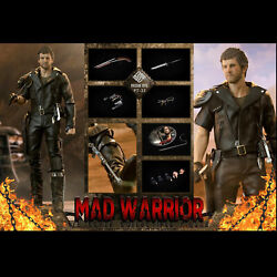 Present Toys Pt-sp33 1/6 Crazy Warrior Male Action Figure Model Collectible Toys