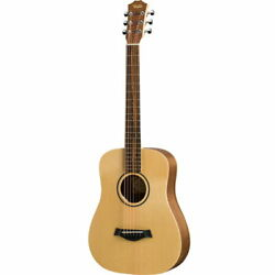 Taylor Guitars Baby Nat Natural Models With Pickups Electric 3/4 Size