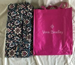 Vera Bradley Harry Potter Home To Hogwarts Large Travel Duffel Bag New With Tags